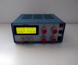 Superb Lab Power Supply