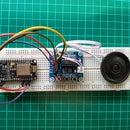 NodeMcu Speak With ISD1820 Module