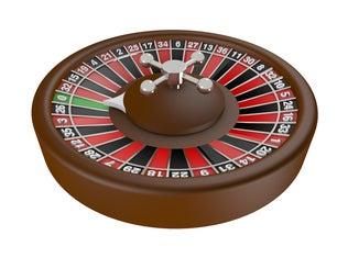 Roulette Fidget Spinner