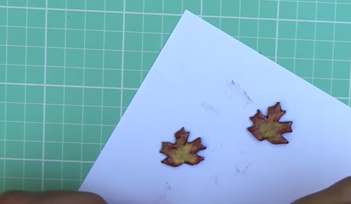 Picture of Paint the Leaves