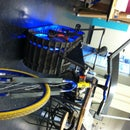 Build A Massive Snowmobile Tank Bike