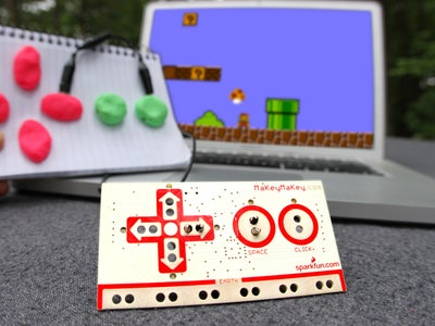 Learn About the MaKey MaKey