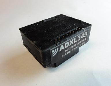 IOT123 - D1M BLOCK - ADXL345 Assembly