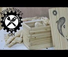 Elegant Black Glue 2x4 Box