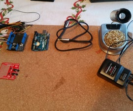 Arduino Controlled LED Music Light Show By Mark