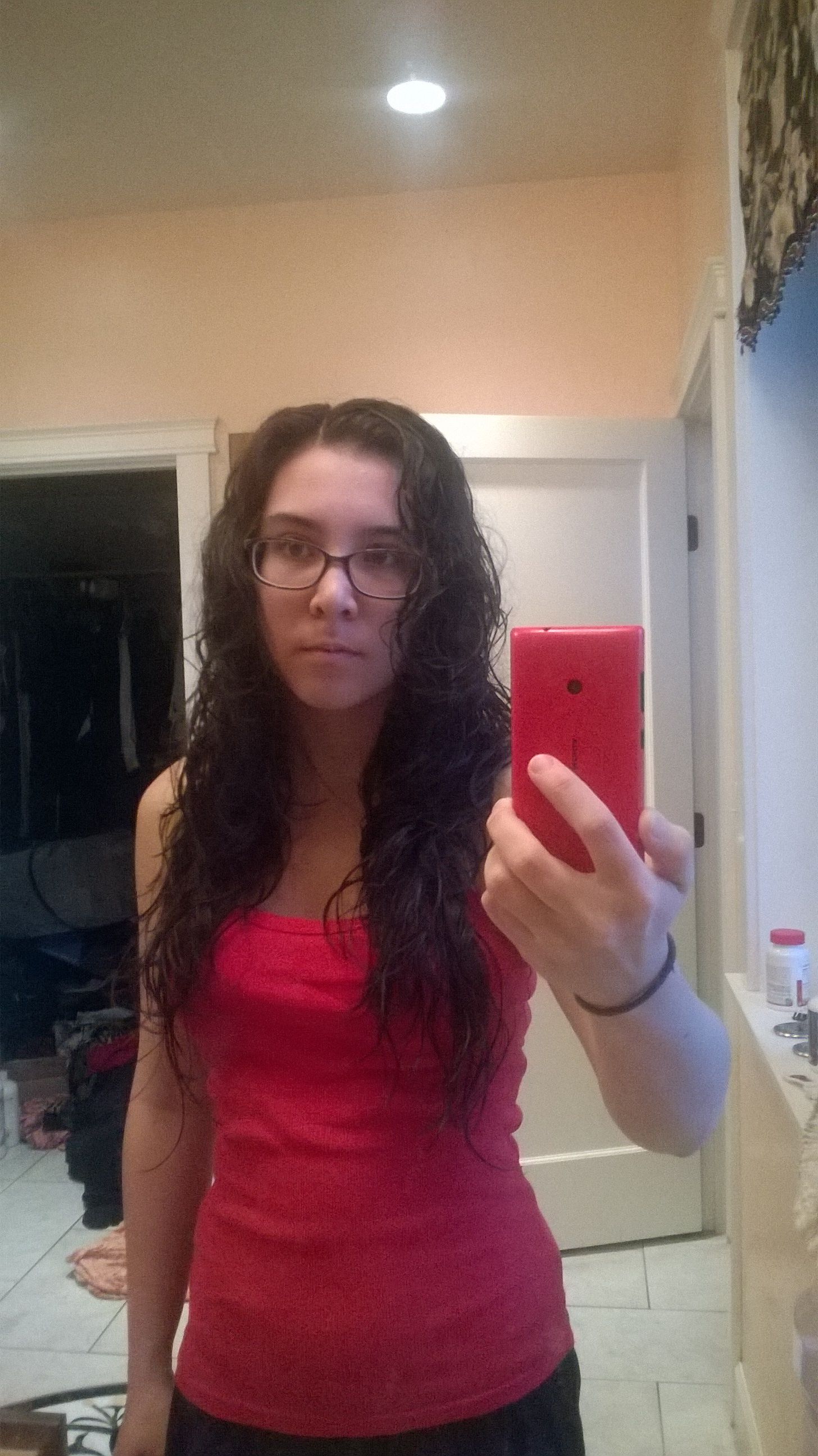 Picture of Step 1: Start With Wet Hair