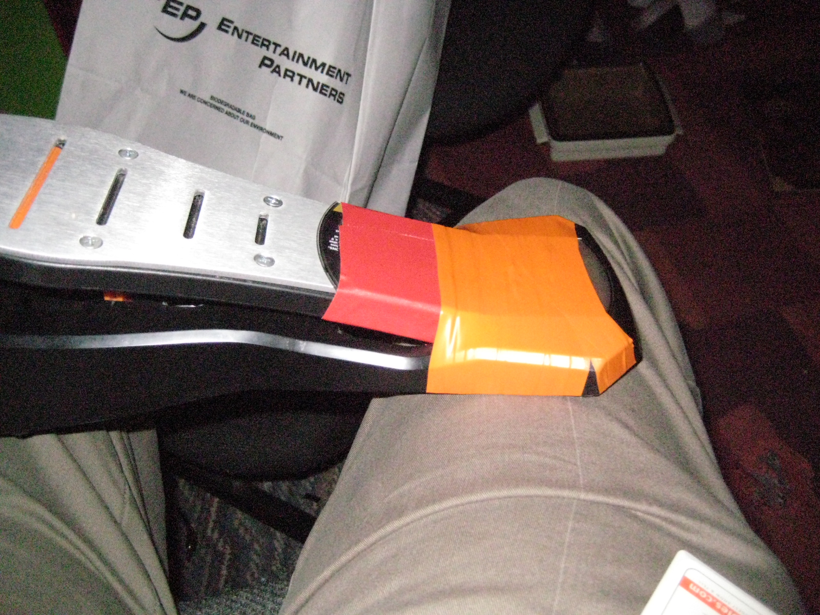 Picture of Reinforce the Heel. REALLY WELL.