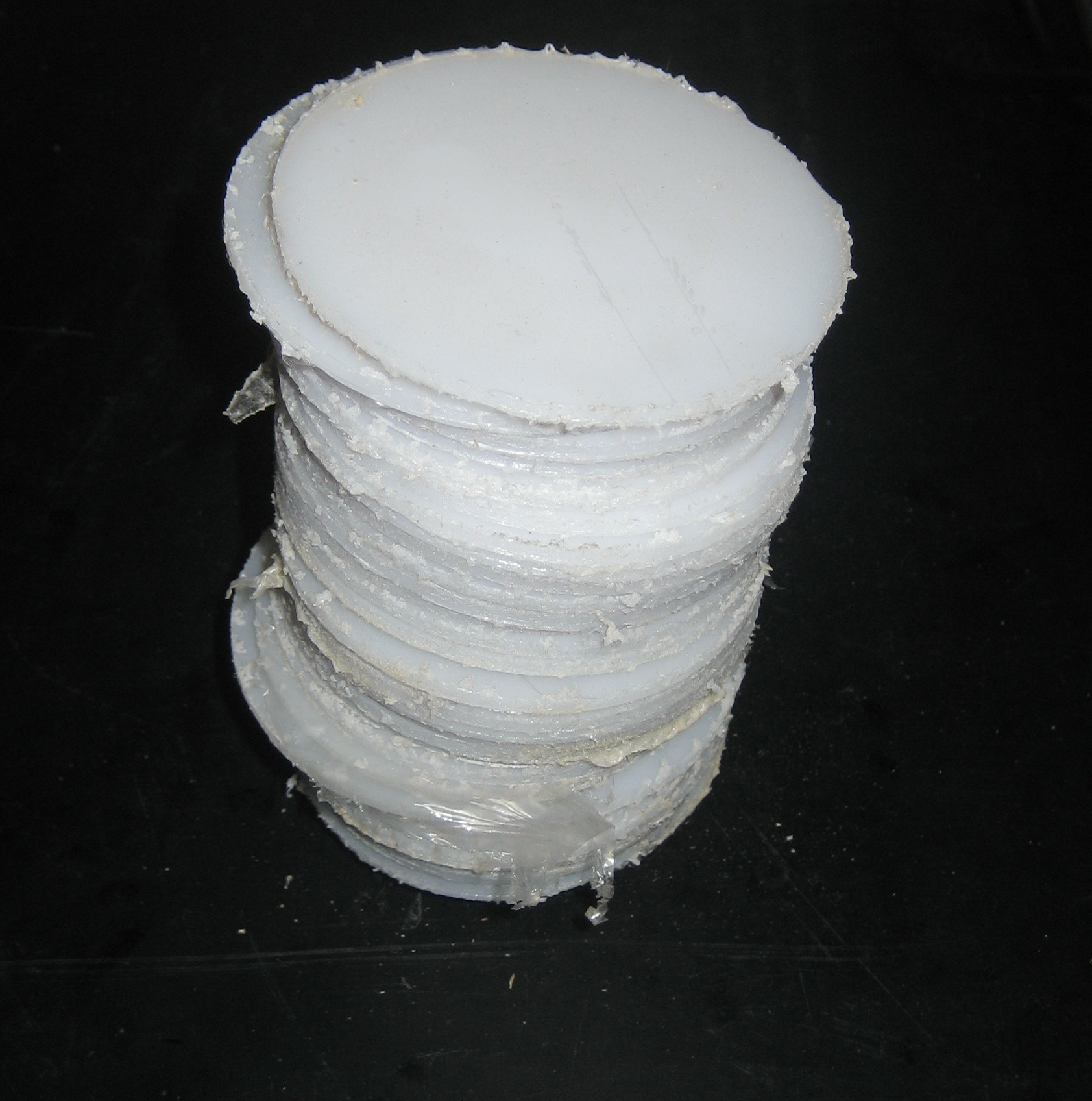 Picture of Drilling Acrylic Circles