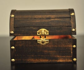 Legend of Zelda Musical Chest