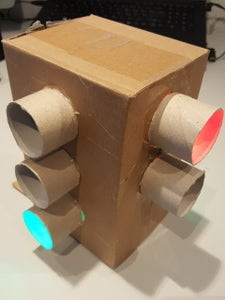 IoT-Toy-Trafficlight ( Spielzeugampel )