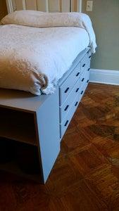 Dresser Platform Bed From Scratch