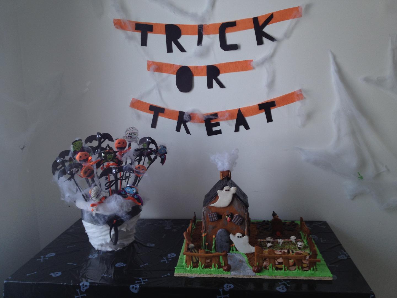 Picture of Table Decoration PLUS Lollipop Station