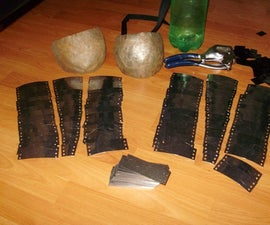 Maille and Plate Leg Armour