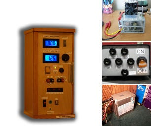 Encyclopedia of ATX to Bench Power Supply Conversion