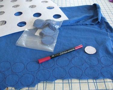 Dyeing & Stenciling
