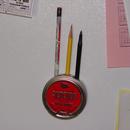 Altoids Can - Refrigerator Magnet Pencil Organizer