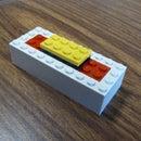 Lego NMOS Transistor Model