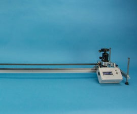 Motion Control Slider for Time Lapse Rail