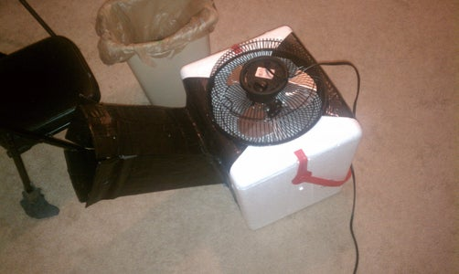 Portable Air Conditioner (just Add Ice)