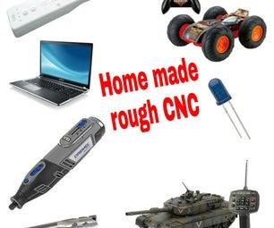 DIY Rough CNC Router?