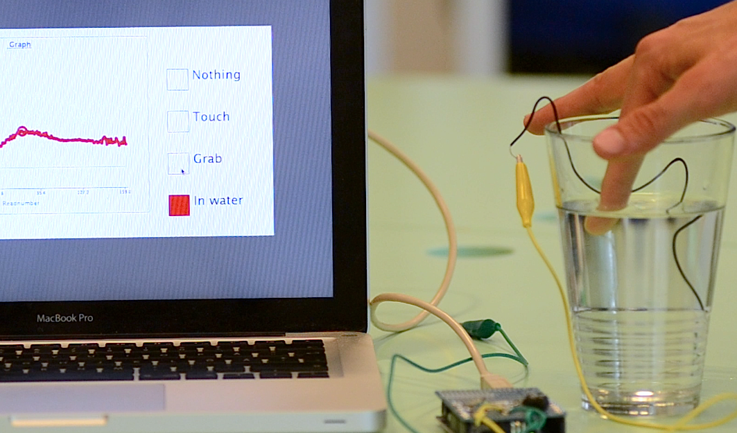 Picture of Touche for Arduino: Advanced Touch Sensing.