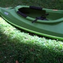 DIY Kayak Led Lights