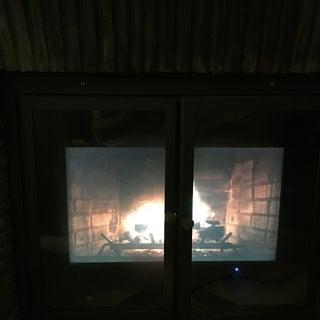 Digital Fireplace