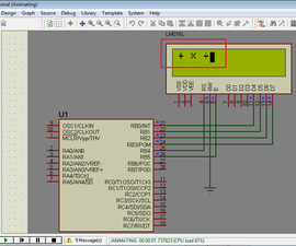 Displaying custom character in lcd using MikroC