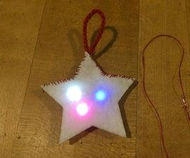 Light-Up Ornaments