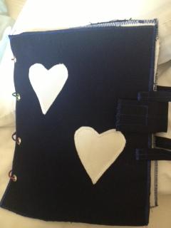 Picture of Simple Circuit Quiet Book