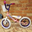 Recycled Balance Bike