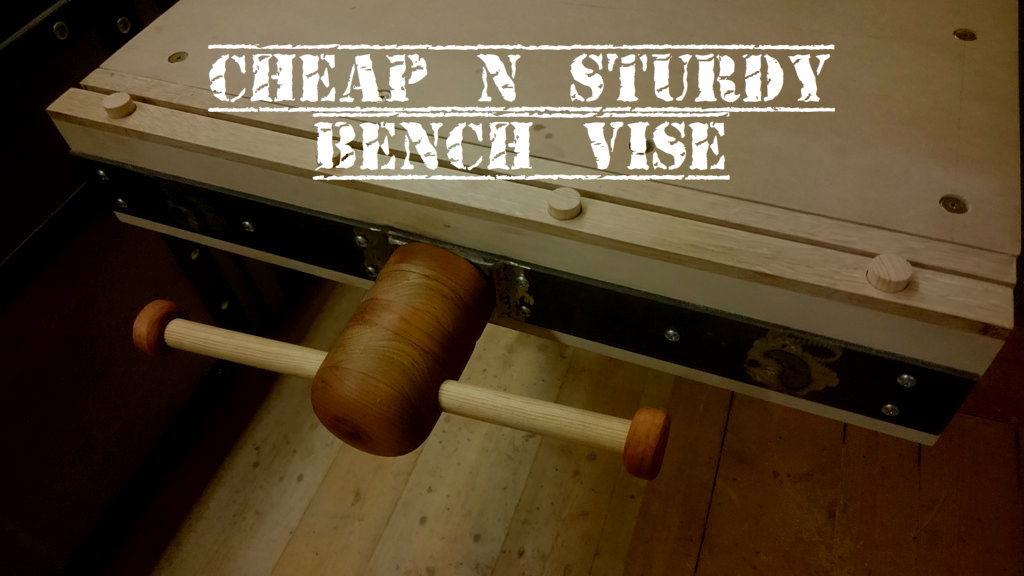 Picture of Cheap N´ Sturdy Bench Vise