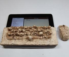 Mushroom IPad Keyboard