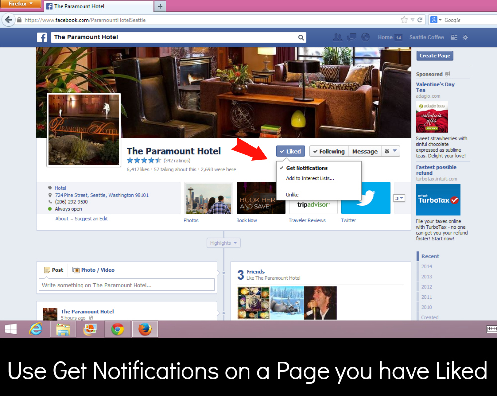 Picture of GET NOTIFICATIONS