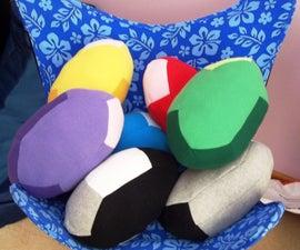 Gemstone/Rupee Pillows