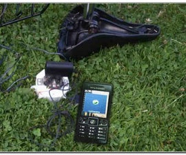 Free energy for charge mobile phone