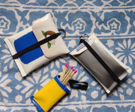 Water Resistant Pouch