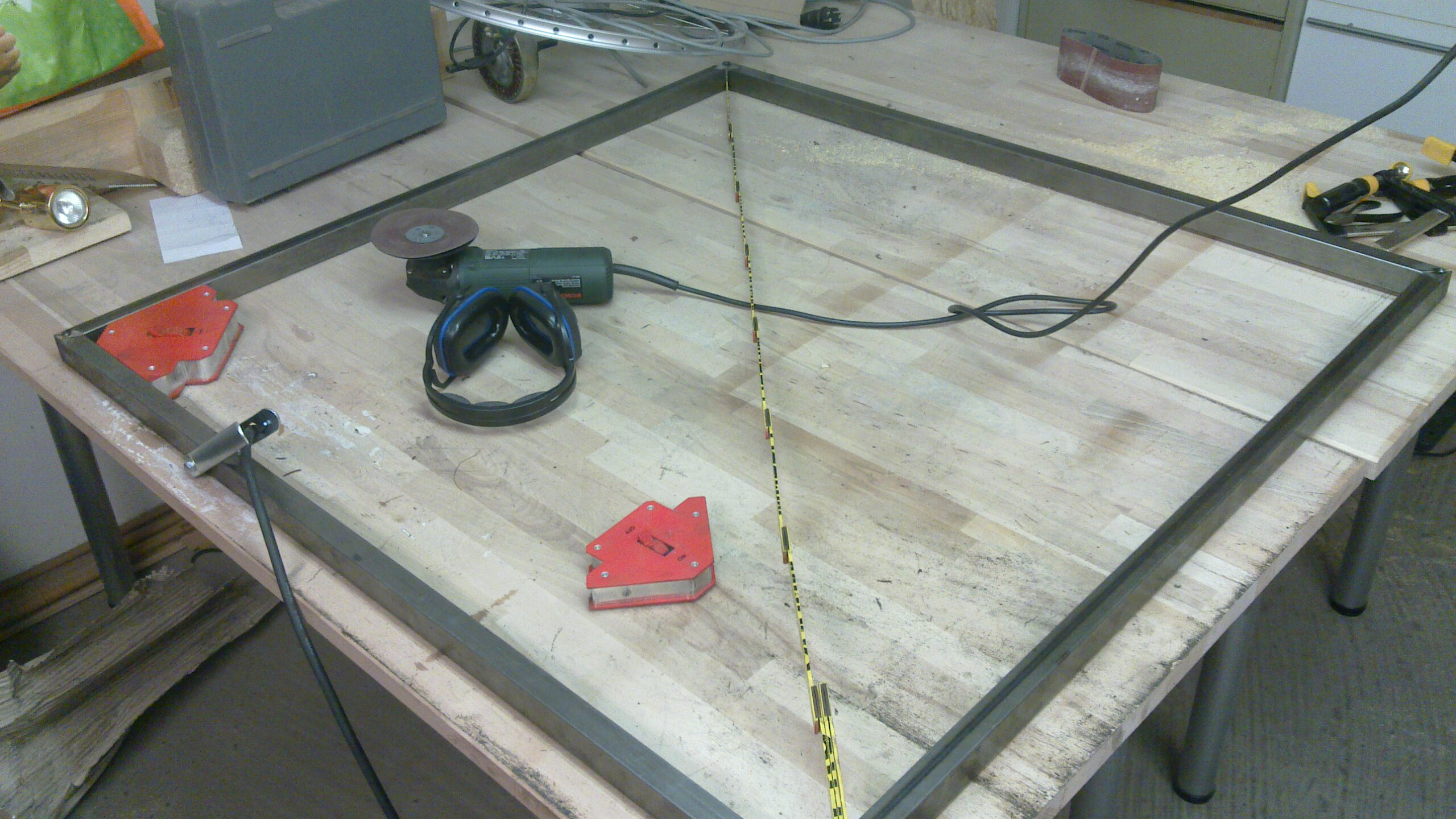 Picture of Main Frame