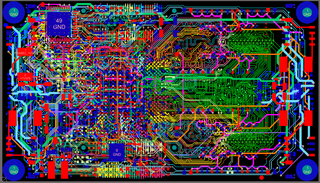 Free Pcb Schematic Entry Layout Software Beat Eagle For Some Features 16 Steps Instructables