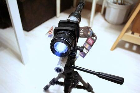 High Power LED Slide Projector