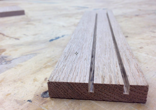 Picture of Cutting Your TOP and BOTTOM Wood Pieces to Be Photo-Ready