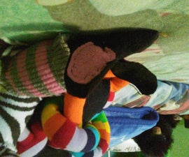 Sock Animal Mouse