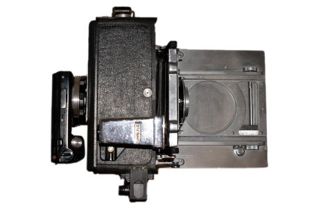 Large Format Adapter for Your Mirrorless Camera