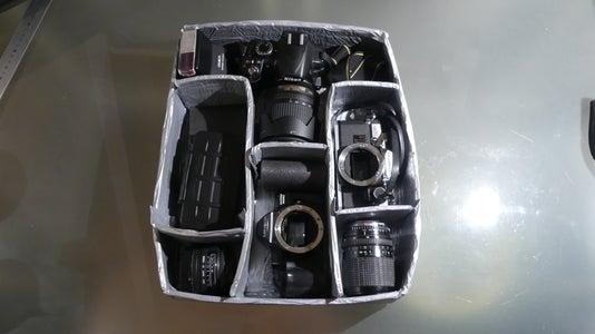 Transform Any Bag Into a Camera Bag