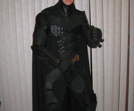 Batman Costume (The Dark Knight Rises)