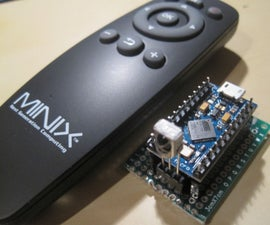 Simple, easy and cheap wireless presenter