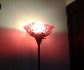 Poppy Lampshade