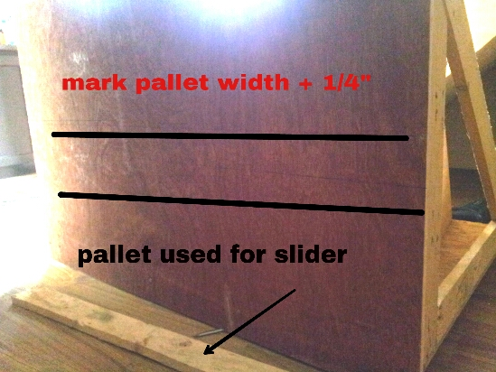 Picture of The Slider.
