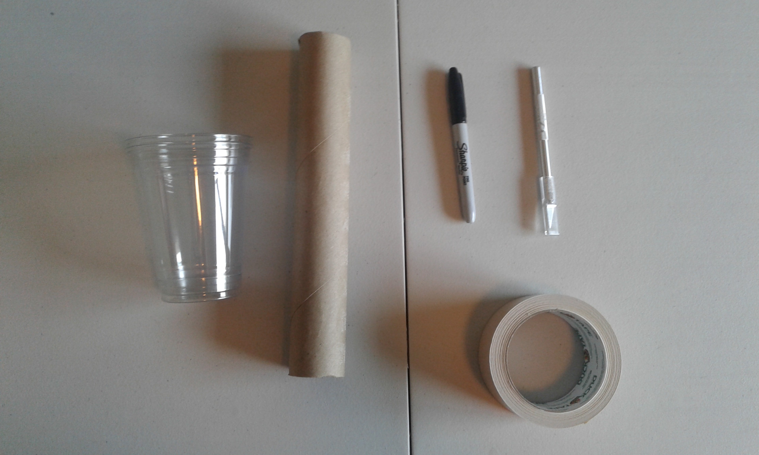 Picture of Materials (Around YOUR House)