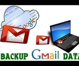 How To Back Up Gmail Account Data (Email)&Google All Products(Contacts,Blogger) Easy Step 2015